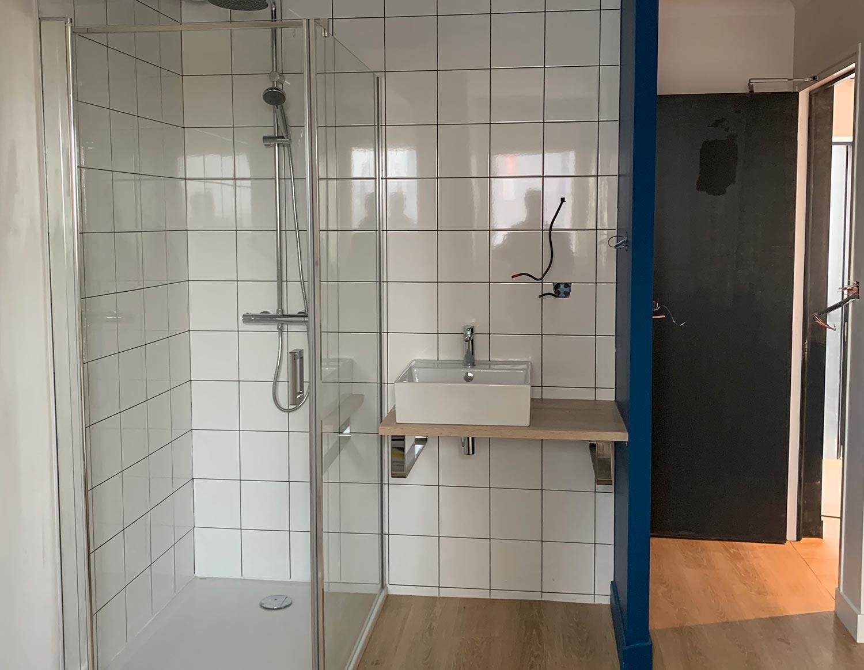 Creation Salle De Bain Clés En Main Rennes Rénovation Adapté Norme